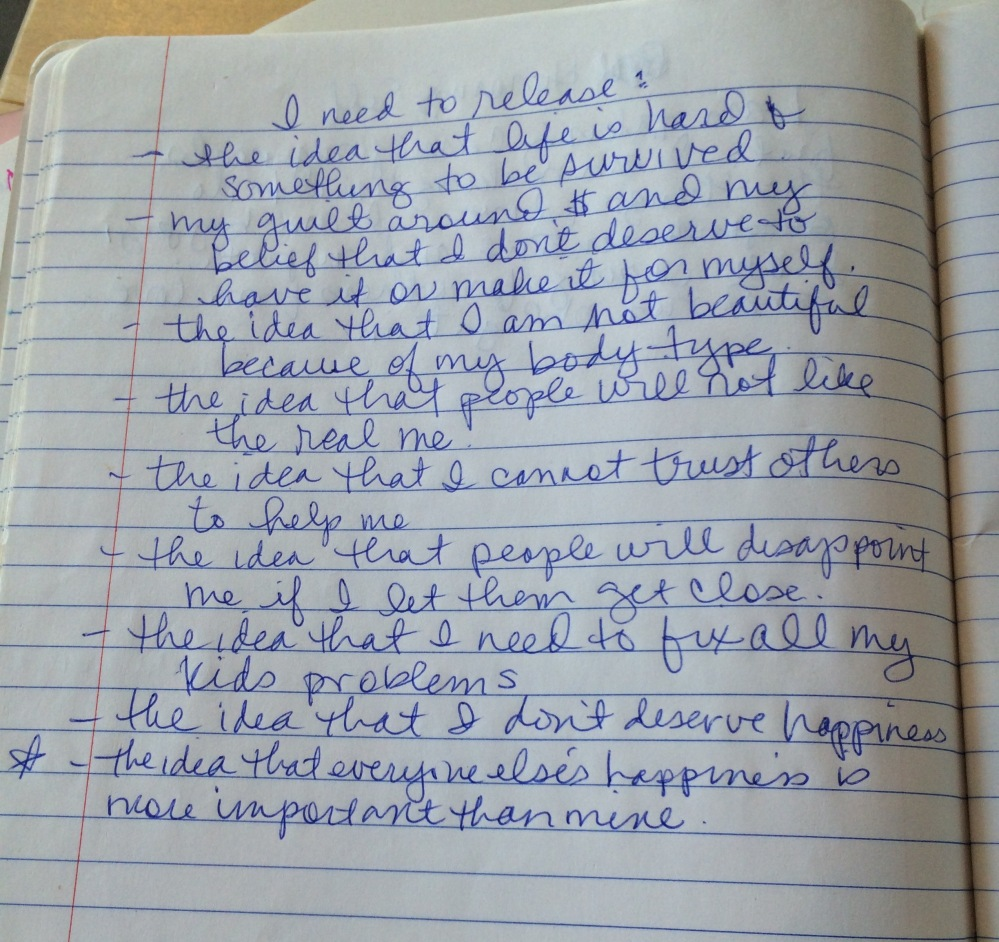 Journal entry 2013ish